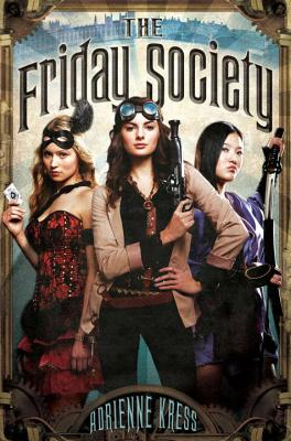 The Friday Society Cover