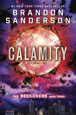Cover for Calamity (The Reckoners #3)