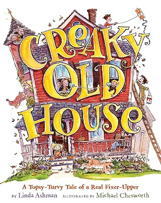 Creaky Old House Cover