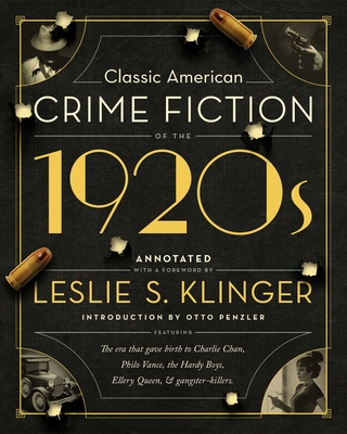 Cover for Classic American Crime Fiction of the 1920s