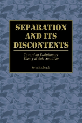 Cover for Separation and Its Discontents