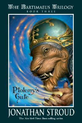 Ptolemy's Gate (A Bartimaeus Novel #3) Cover Image