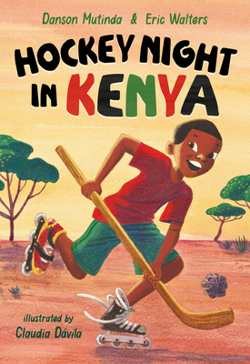 Hockey Night in Kenya (Orca Echoes) Cover Image