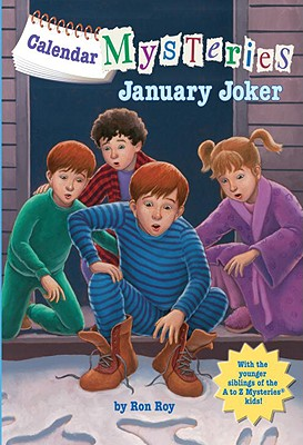 Calendar Mysteries #1: January Joker Cover Image