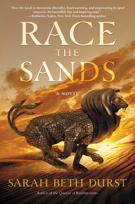 Race the Sands: A Novel Cover Image