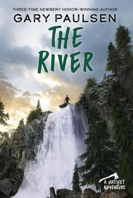 The River (A Hatchet Adventure #2) Cover Image
