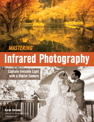 Mastering Infrared Photography Cover