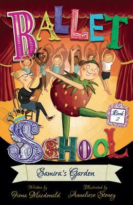 Cover for Samira's Garden (Ballet School #2)