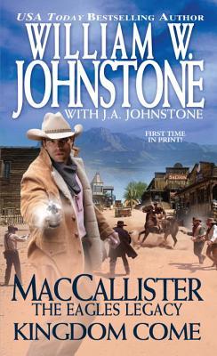Kingdom Come (A Duff MacCallister Western #5) Cover Image