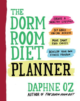 The Dorm Room Diet Planner Cover Image