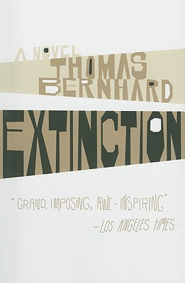 Extinction: A Novel (Vintage International) Cover Image