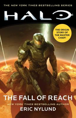 Halo: The Fall of Reach Cover Image