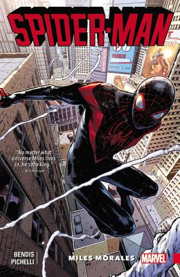 Spider-Man: Miles Morales Vol. 1 Cover Image