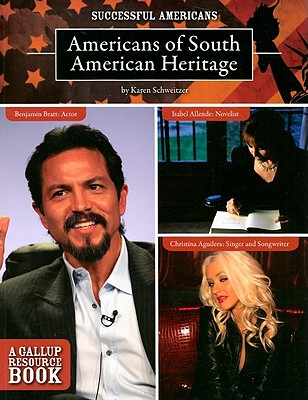 Americans of South American Heritage Cover Image