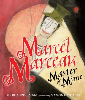 Marcel Marceau Cover