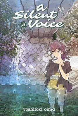 Cover for A Silent Voice 6
