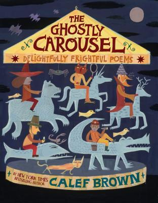Cover for The Ghostly Carousel