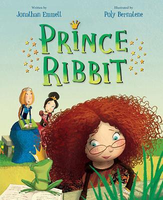 Prince Ribbit Cover Image