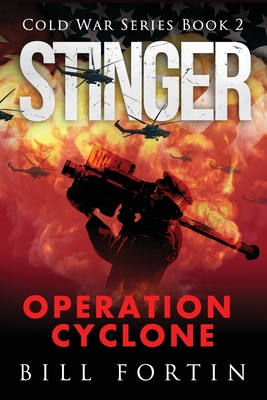 Cover for Stinger Operation Cyclone