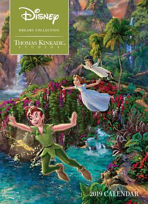Thomas Kinkade Studios: Disney Dreams Collection 2019 Engagement Calendar Cover Image