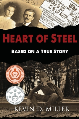 Cover for Heart of Steel