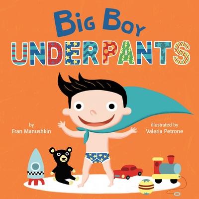 Big Boy Underpants Cover Image