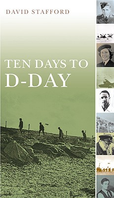 Ten Days to D-Day Cover