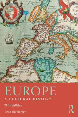 Europe: A Cultural History Cover Image