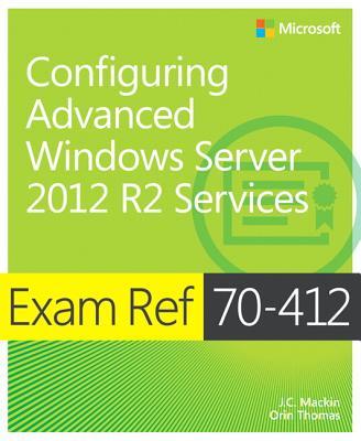 Exam Ref 70-412 Cover