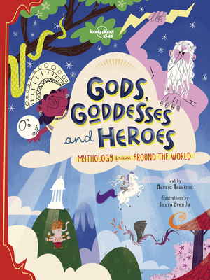 Gods, Goddesses, and Heroes Cover Image