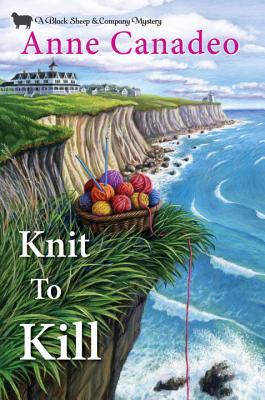 Knit to Kill (A Black Sheep & Co. Mystery #1) Cover Image