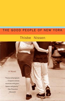 The Good People of New York Cover