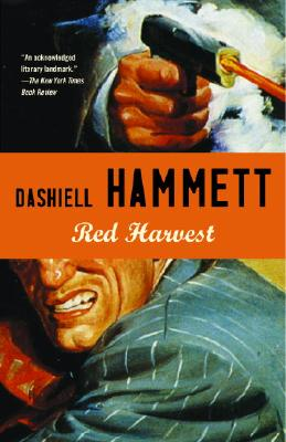 Red Harvest Cover