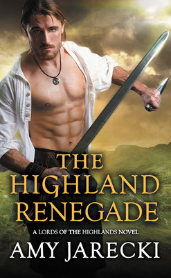 The Highland Renegade (Lords of the Highlands #5) Cover Image