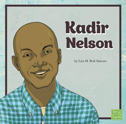 Kadir Nelson (Your Favorite Authors) Cover Image