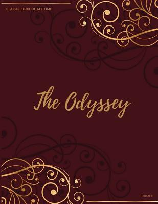 The Odyssey: Freedomread Classic Book Cover Image