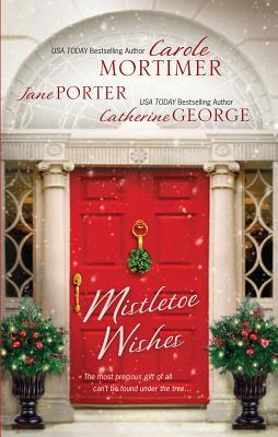 Mistletoe Wishes Cover