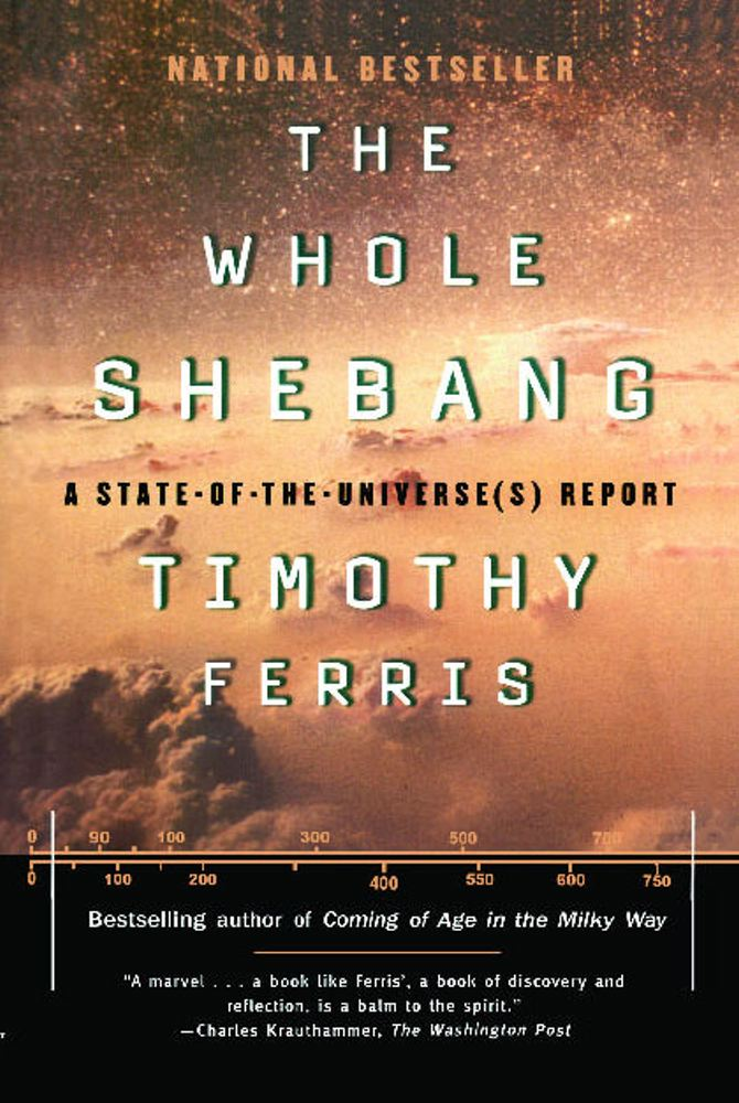 Cover for The Whole Shebang