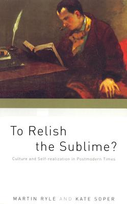 To Relish the Sublime? Cover