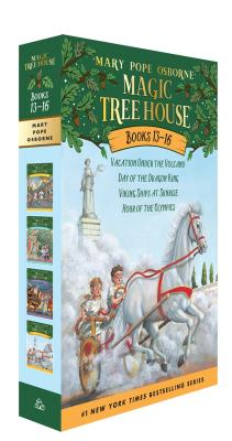 Magic Tree House Volumes 13-16 Boxed Set (Magic Tree House (R)) Cover Image
