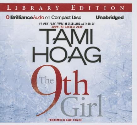 Cover for The 9th Girl