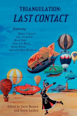Triangulation: Last Contact Cover Image