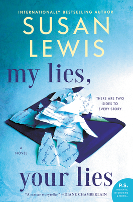 My Lies, Your Lies: A Novel Cover Image