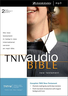 New Testament-TNIV Cover Image