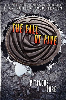 The Fall of Five (I Am Number Four) Cover Image