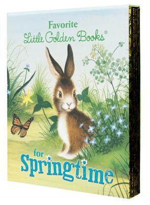 Favorite Little Golden Books for Springtime Cover Image