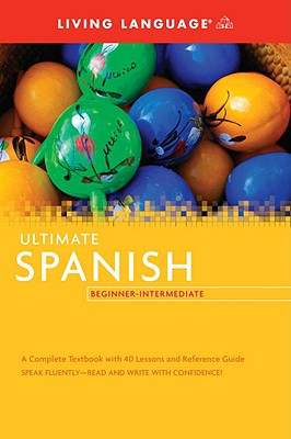 Ultimate Spanish Beginner-Intermediate (Coursebook) Cover