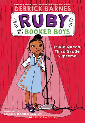 Trivia Queen, 3rd Grade Supreme (Ruby and the Booker Boys #2) Cover Image