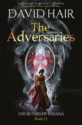 The Adversaries: The Return of Ravana Book 2 Cover Image