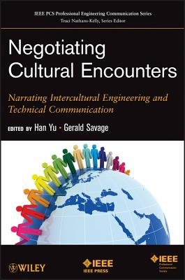 Cover for Negotiating Cultural Encounters (IEEE PCs Professional Engineering Communication #1)